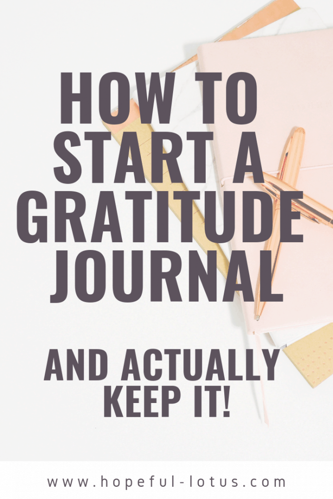 Want to start a gratitude journal but unsure of where to begin? Check out my top tips on how to start a gratitude journal and actually keep it up! This post includes a free printable gratitude journal template to make things even easier! What are you waiting for?!