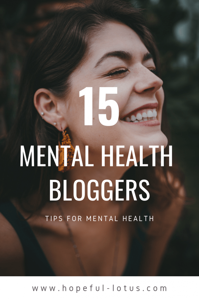 I've teamed up with some of the best mental health bloggers to share mental health tips and recovery advice. 15 bloggers with real life experience of mental illness have shared what helped them most on their own recovery journeys, including their favourite ways to practice self care!