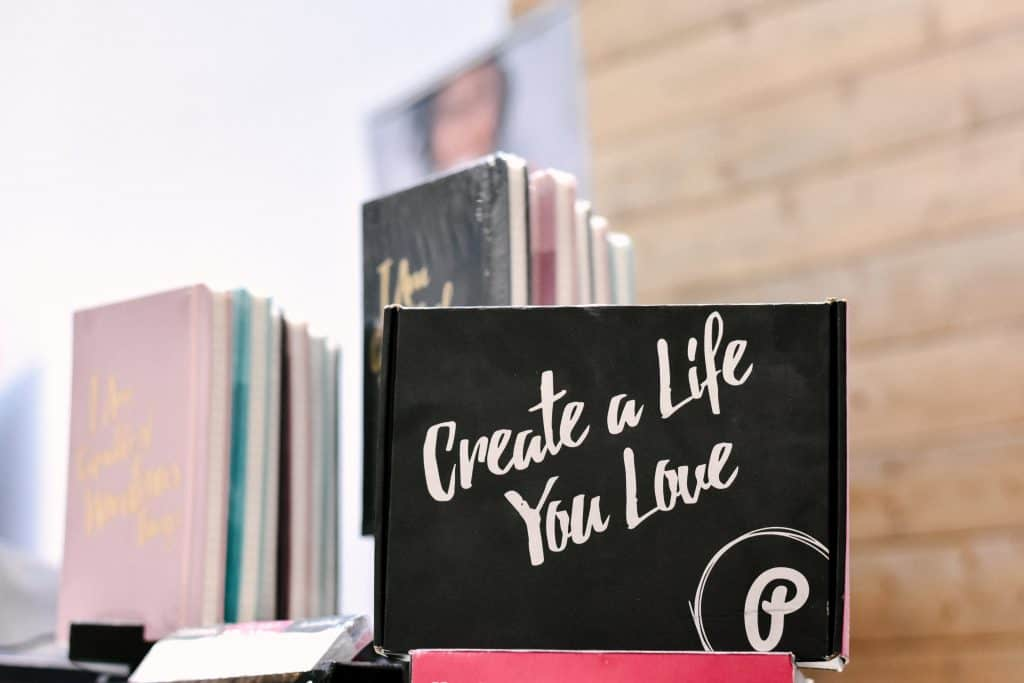 Create a life you love using the law of attraction