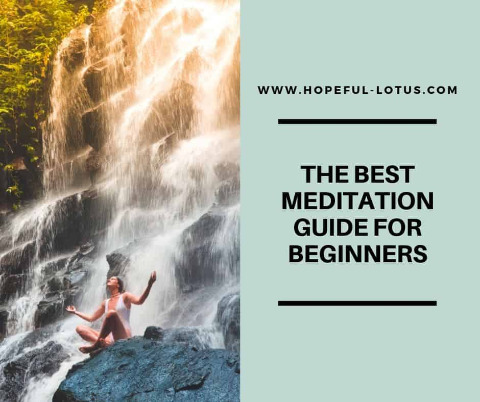 beginners meditation guide