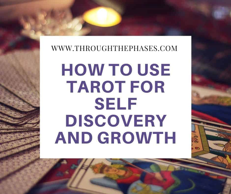 how to use tarot for self discovery