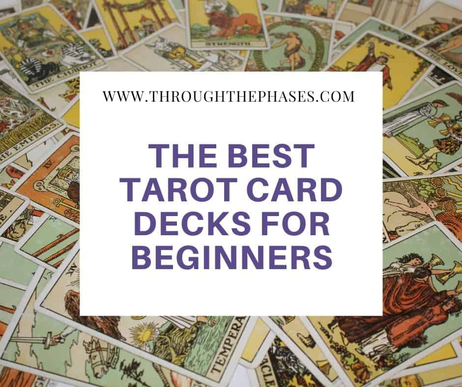 best tarot card decks for beginners
