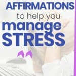 affirmations for overwhelm