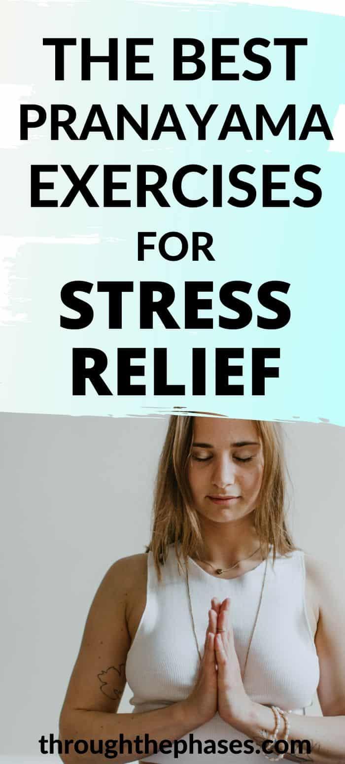best pranayama for stress relief